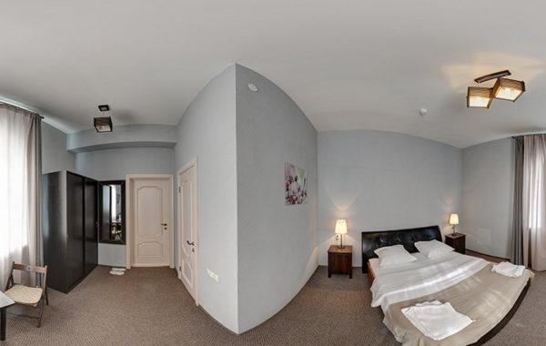 №3 «Стандарт» двухместный, 1 двуспальная кровать